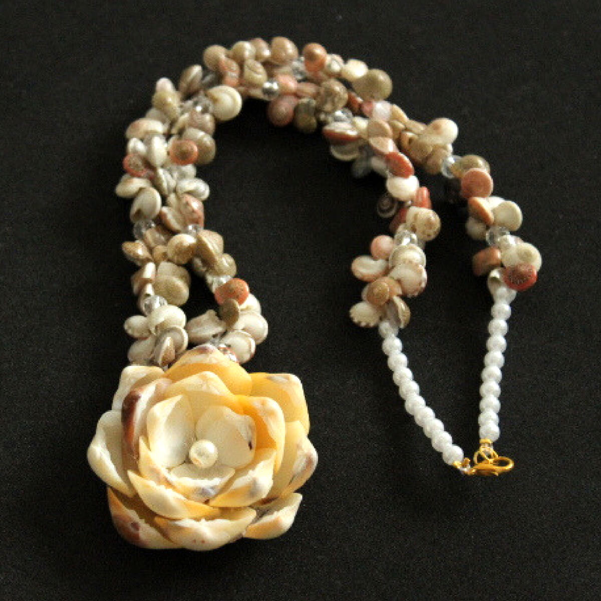 Buy Sea Shell Pendant Necklace Products Online In India