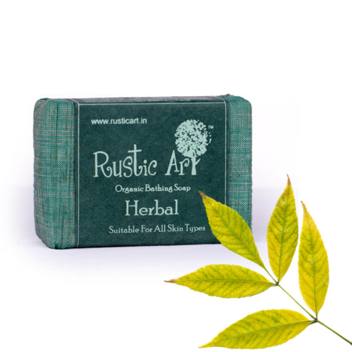 Buy Rustic Art Organic Herbal Soap products online in India