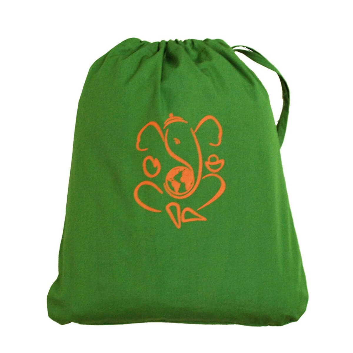 Buy Adorable Green Ganesha Giftbag products online in India | Ruralshop